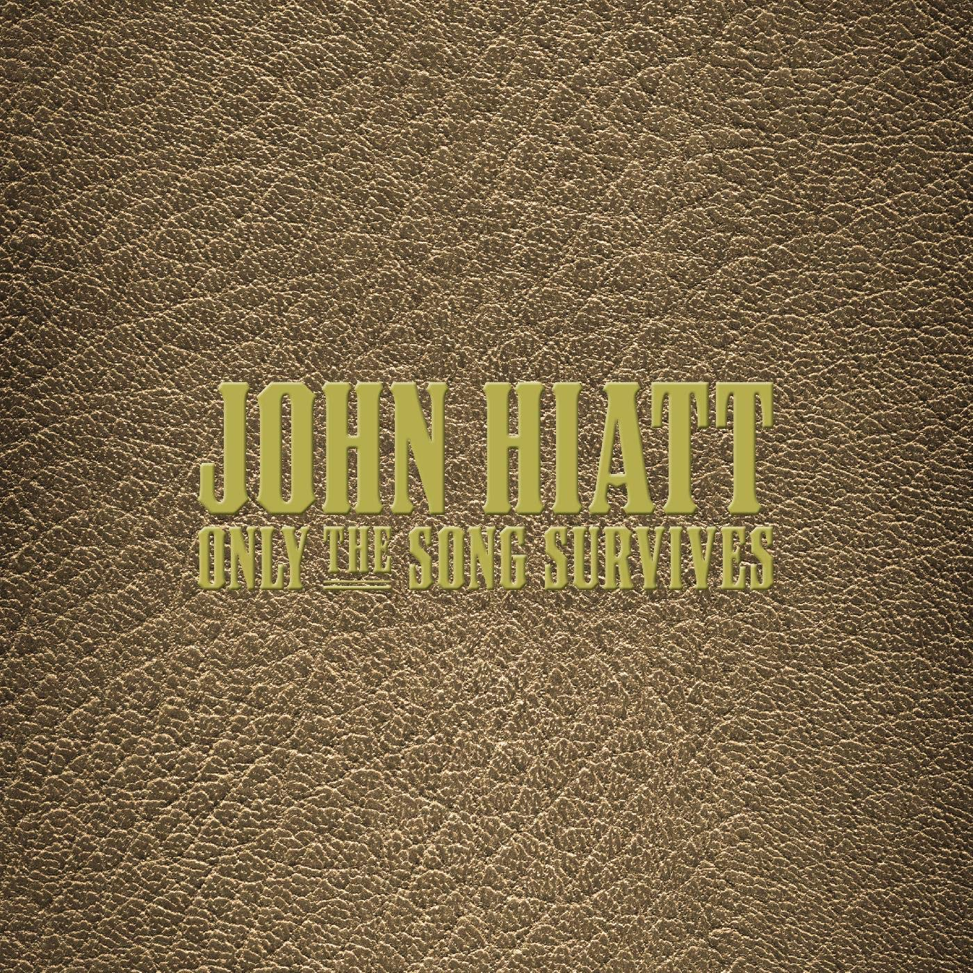 John Hiatt - Only The Song Survives [15 LP Box Set]