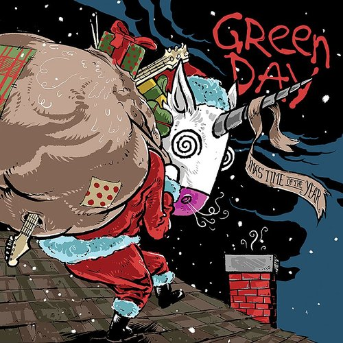 Green Day - Xmas Time Of The Year - Single