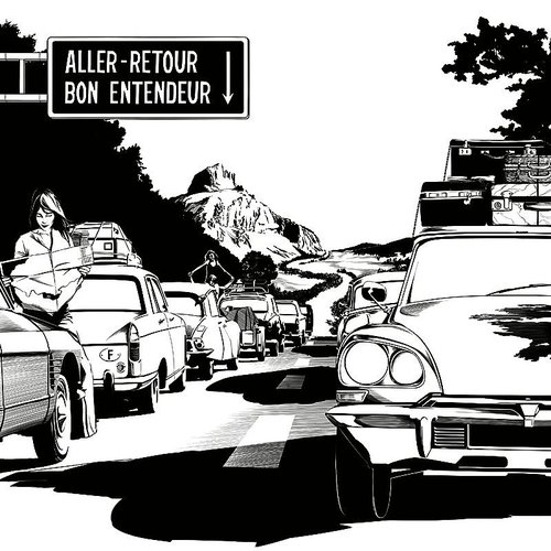 Bon Entendeur - Aller-Retour [White Colored Vinyl]
