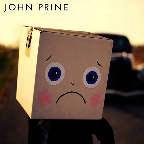 John Prine - The Ways Of A Woman In Love - Single