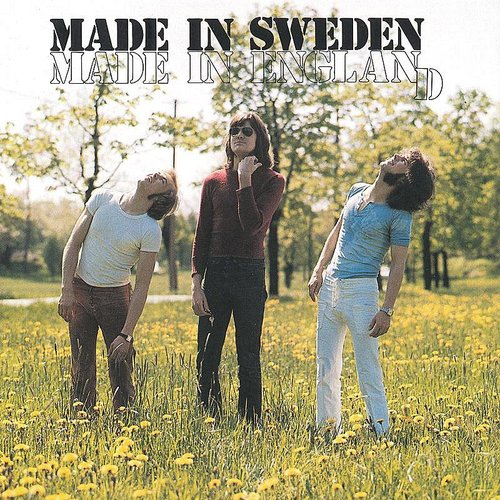 Made In Sweden - Made In England (Jmlp) [Remastered] (Jpn)