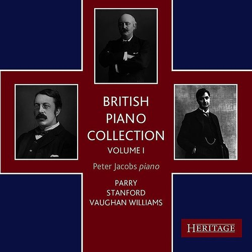 Peter Jacobs - British Piano Collection Vol. I