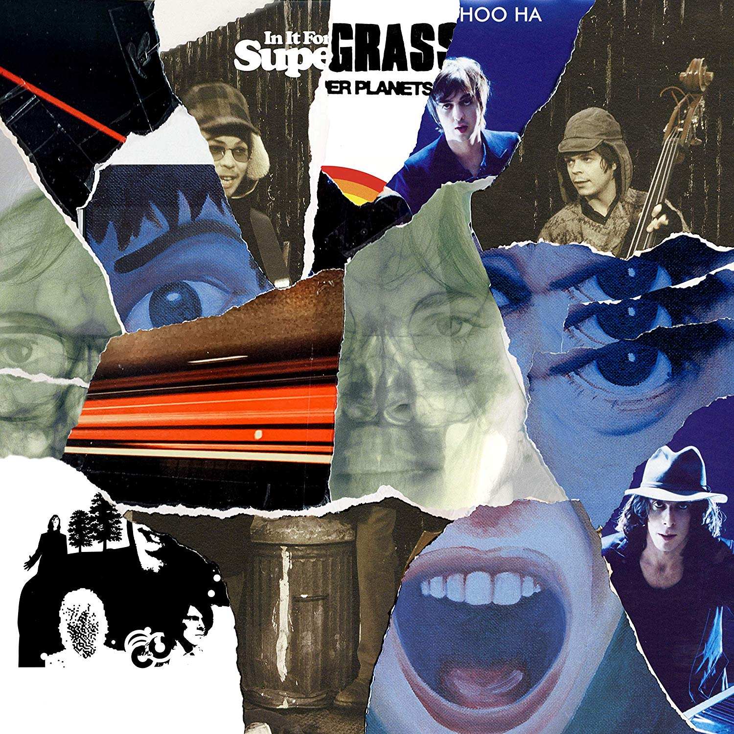 Supergrass - The Strange Ones: 1994-2008 [2LP]
