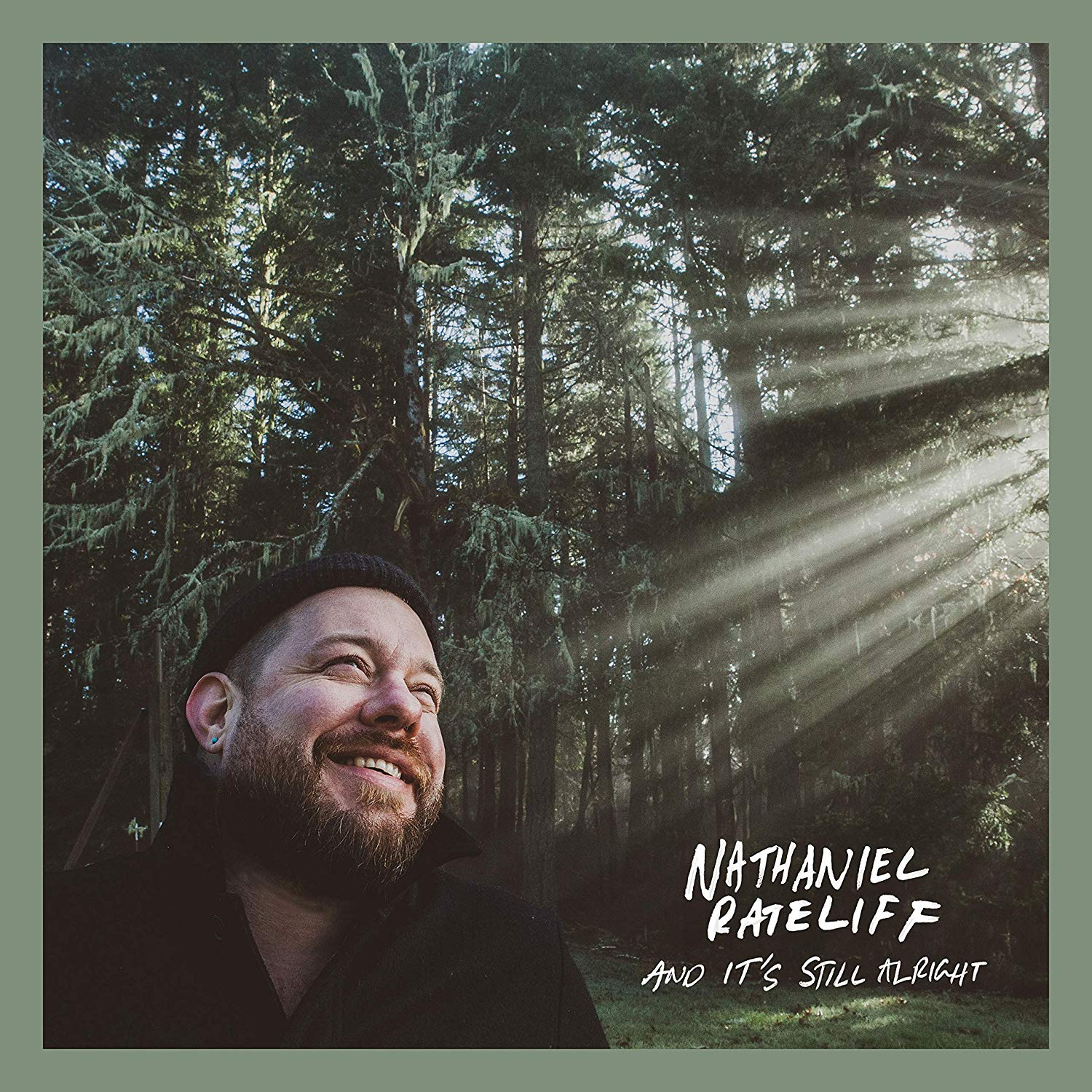 Nathaniel Rateliff - And It's Still Alright [Coke Bottle Green LP]