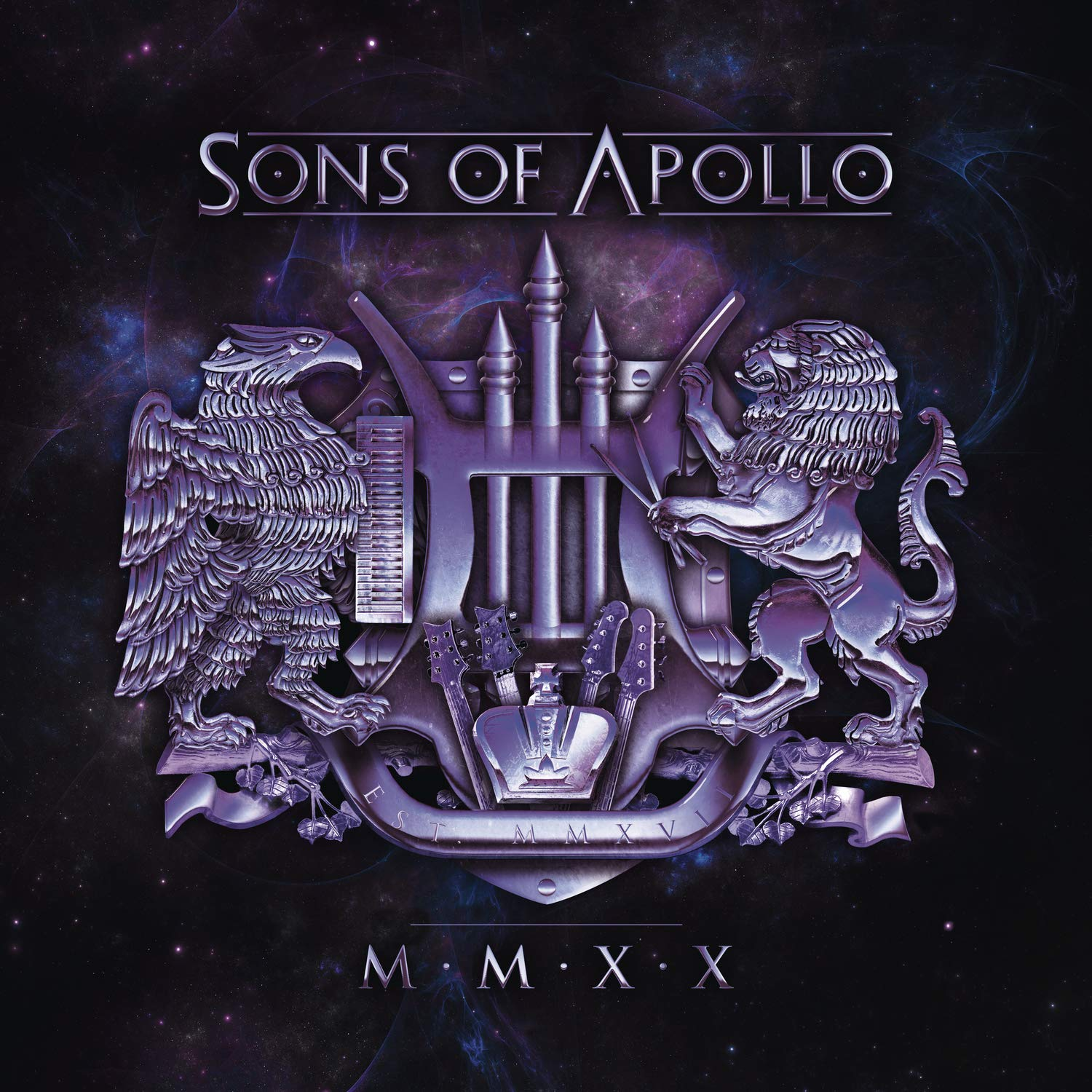 Sons Of Apollo - MMXX [Indie Exclusive Limited Edition Purple 2LP]
