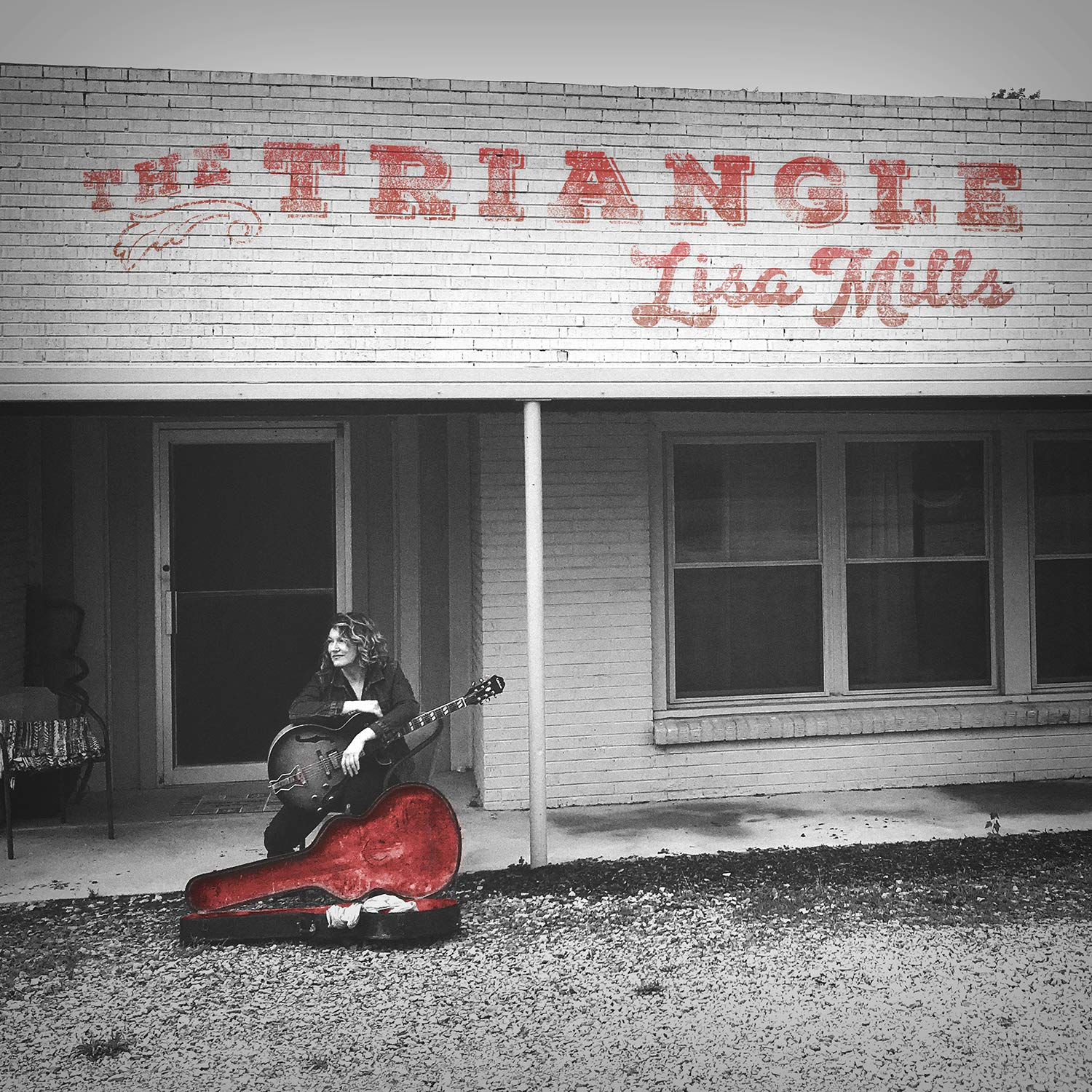 Lisa Mills - The Triangle [LP]