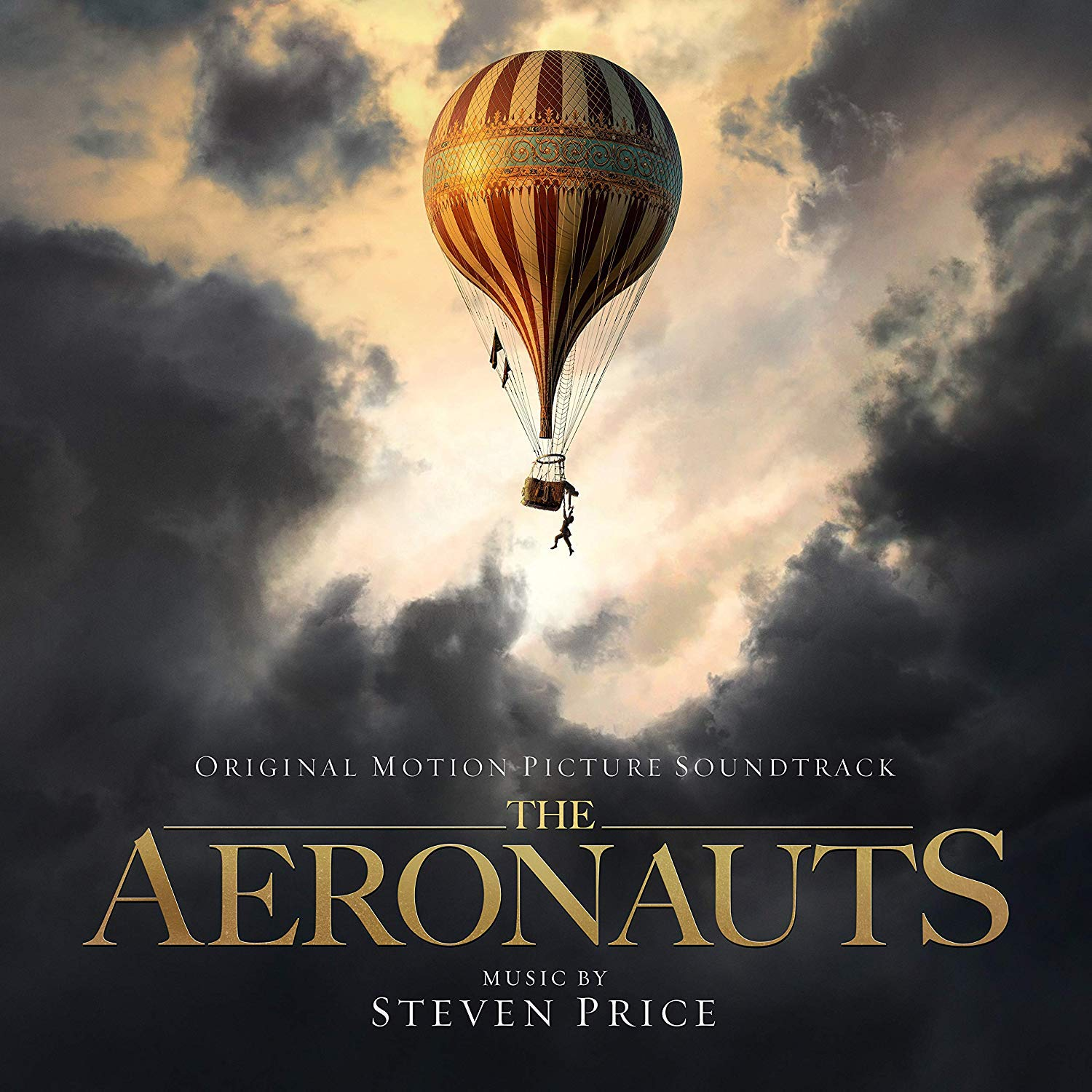 Steven Price - The Aeronauts (Original Motion Picture Soundtrack) [2 LP]
