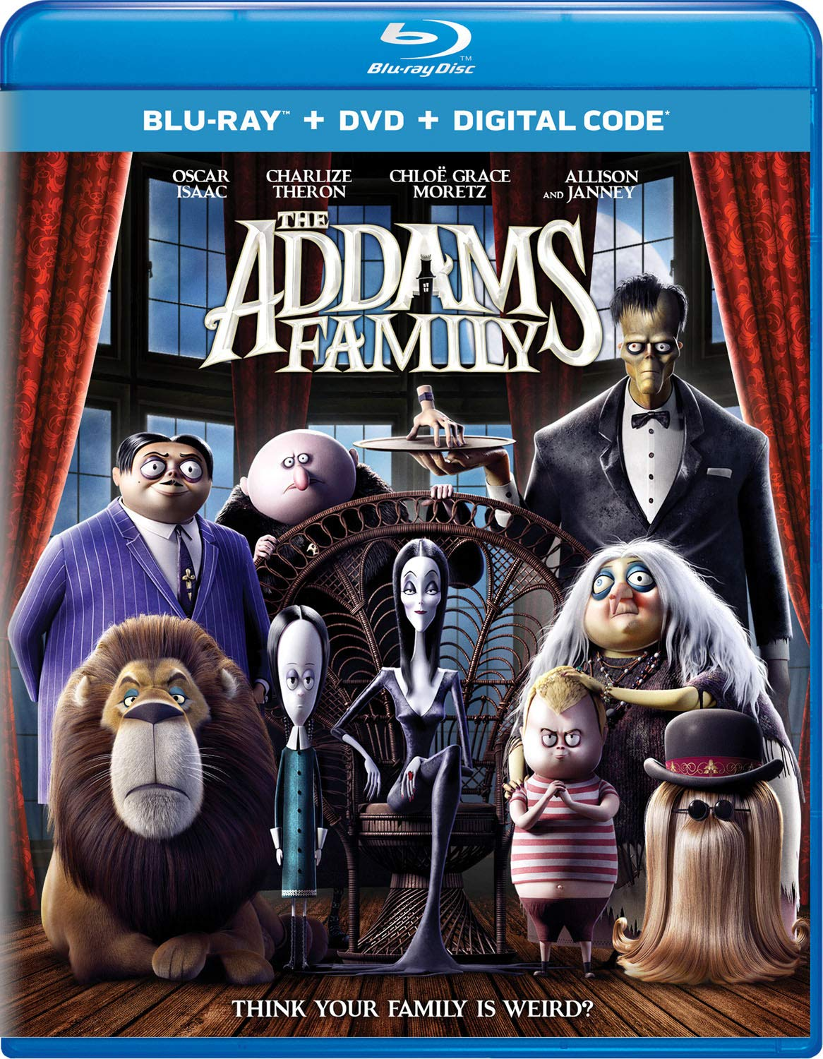 The Addams Family [Movie]