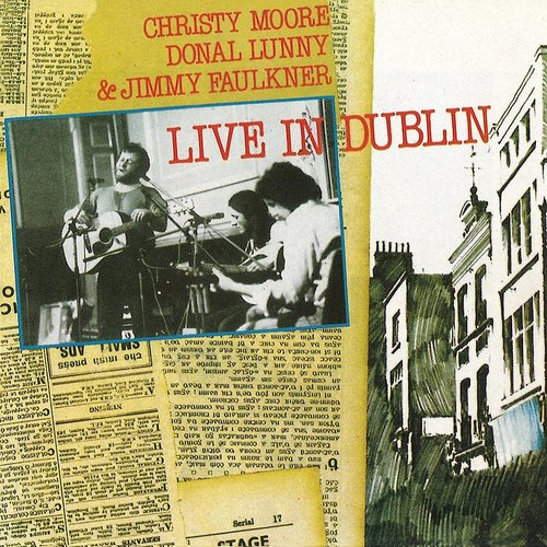 Christy Moore - Live In Dublin (Uk)