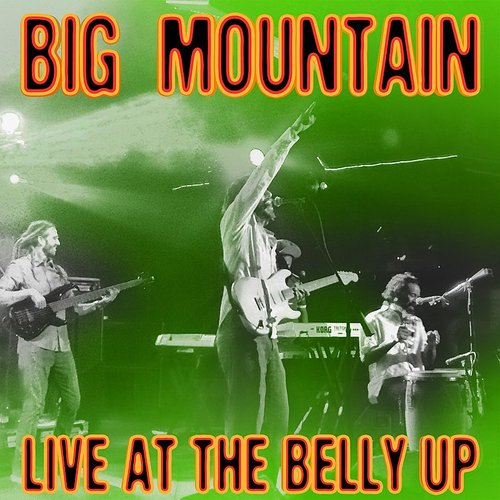 Big Mountain - Live At The Belly Up