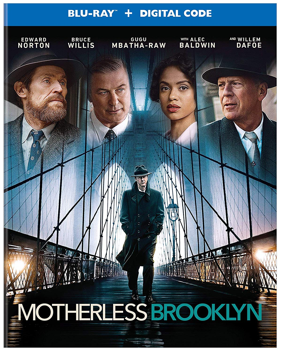 Motherless Brooklyn [Movie] - Motherless Brooklyn