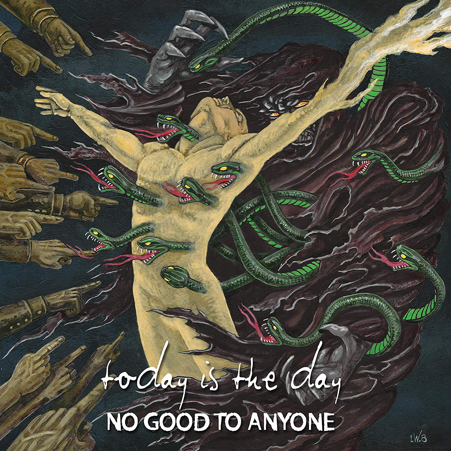 Today Is The Day - No Good To Anyone [LP]