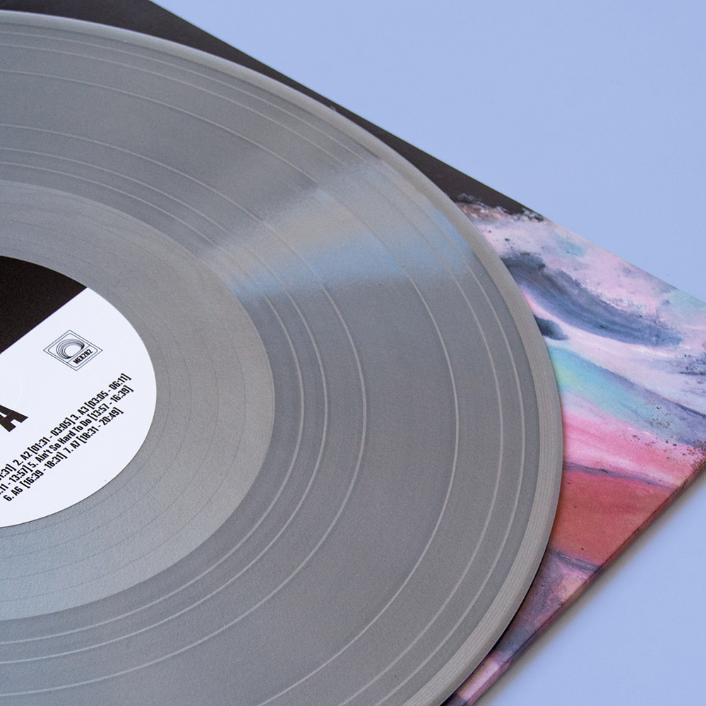 Indie Exclusive Silver LP