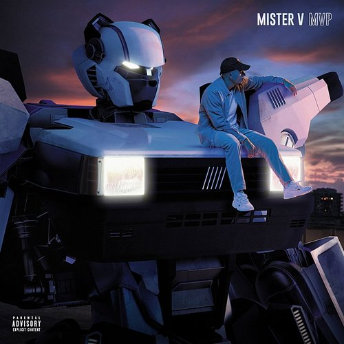 Mister V - Mvp [Reissue] (Can)