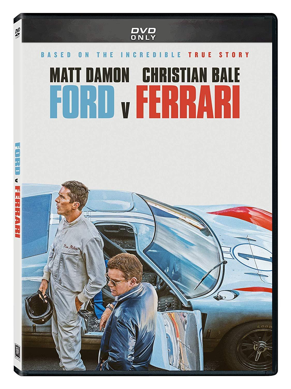 Ford V Ferrari Movie Ford V Ferrari Waterloo Records