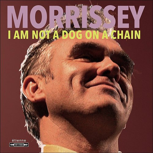 Morrissey - Love Is On Its Way Out - Single