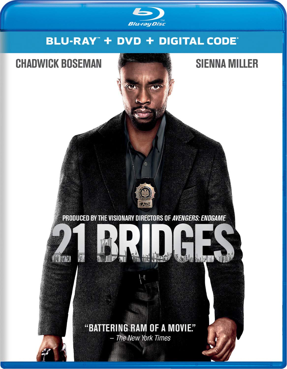 21 Bridges [Movie] - 21 Bridges