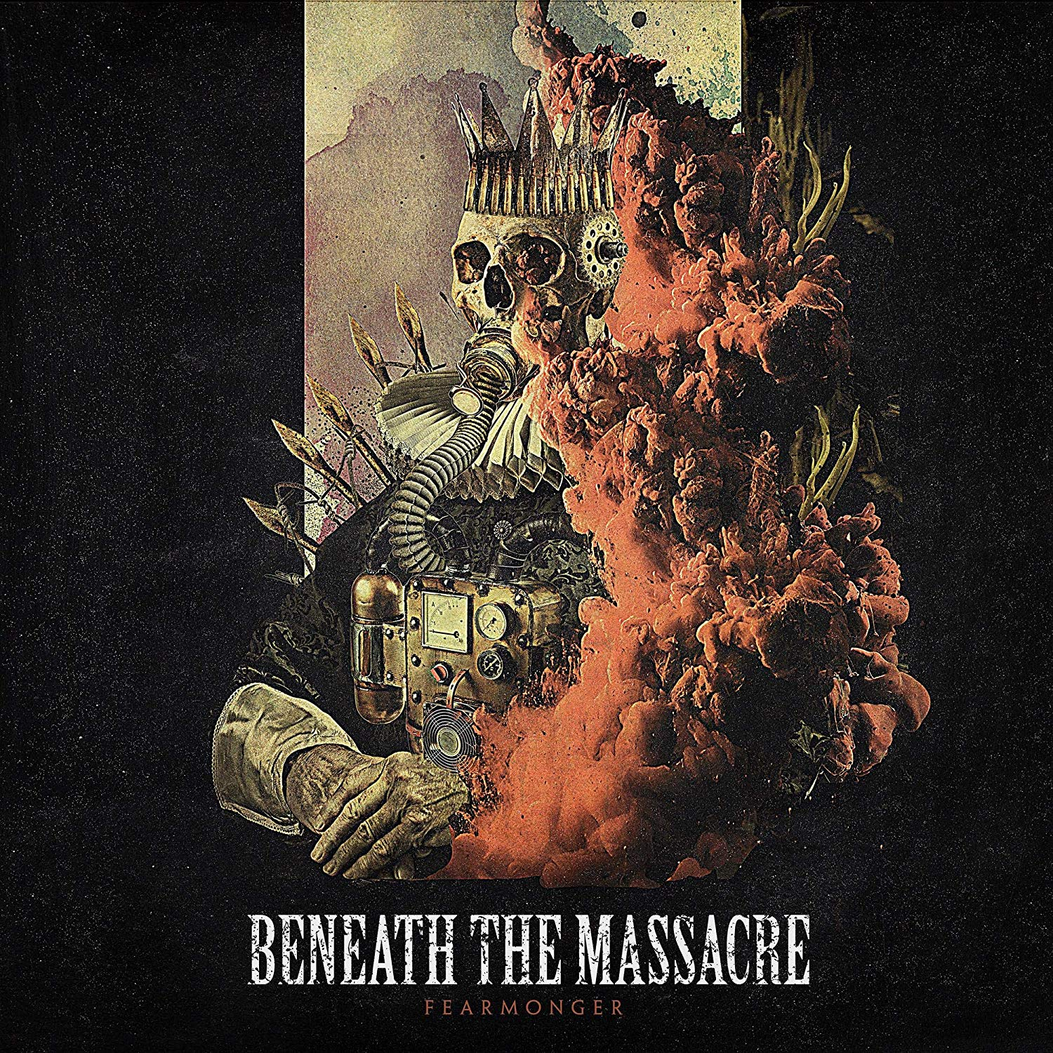 Beneath The Massacre - Fearmonger [Import LP]