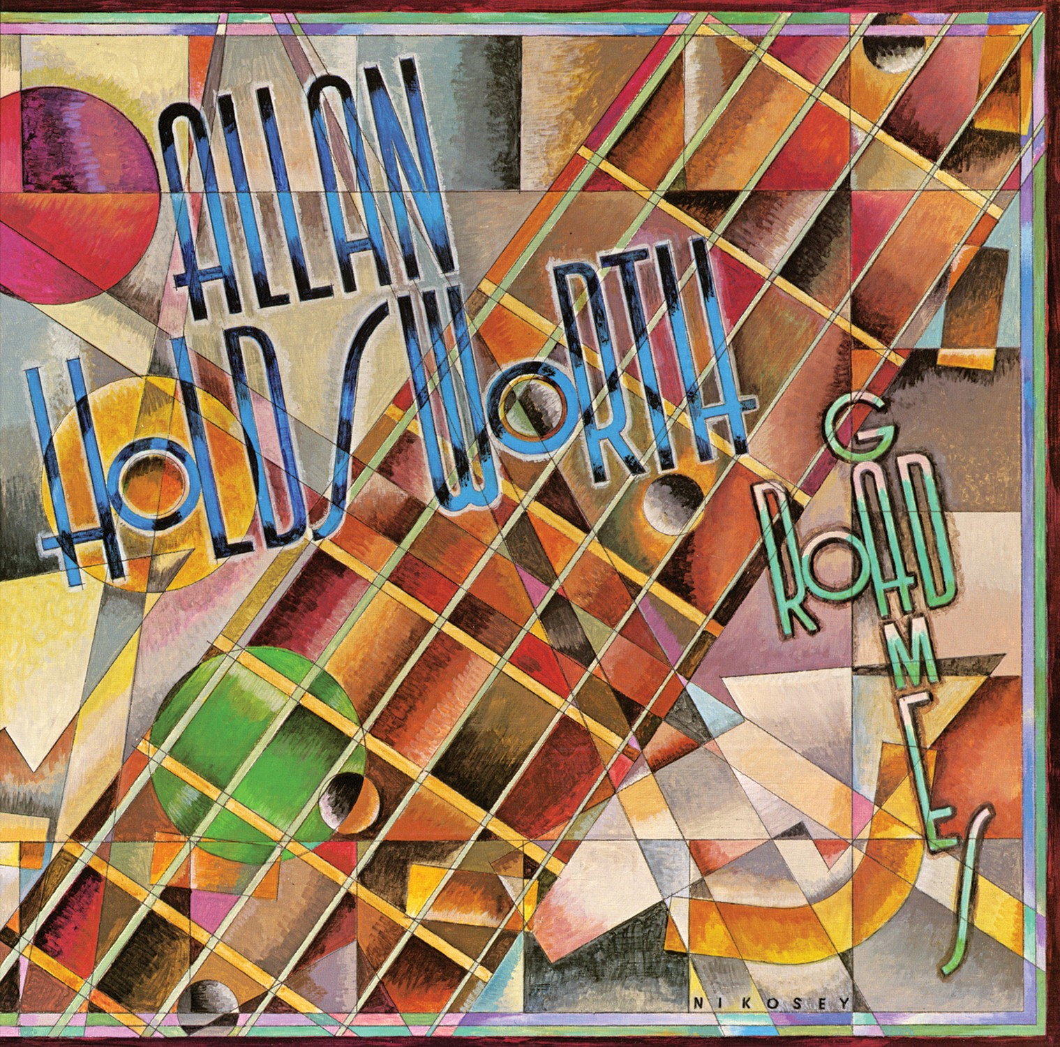 Allan Holdsworth - Road Games [RSD Drops Sep 2020]