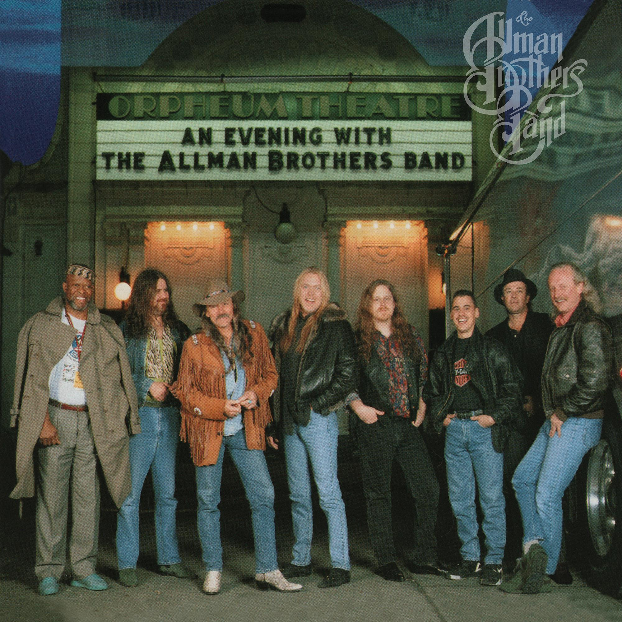 The Allman Brothers Band - An Evening With The Allman Brothers Band: First Set [RSD Drops Oct 2020]