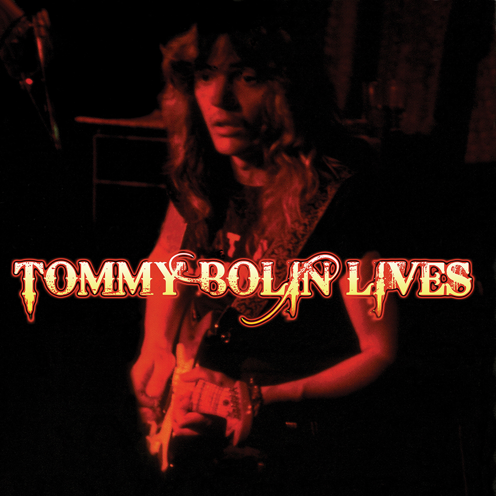 Tommy Bolin - Tommy Bolin Lives! [RSD Drops Aug 2020]