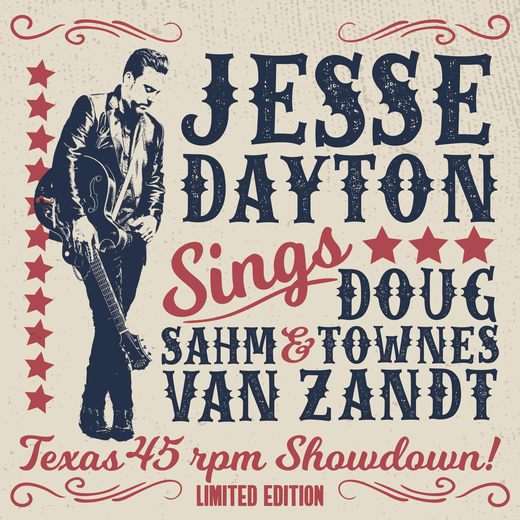 Jesse Dayton - Texas 45 Rpm Showdown [RSD Drops Sep 2020]