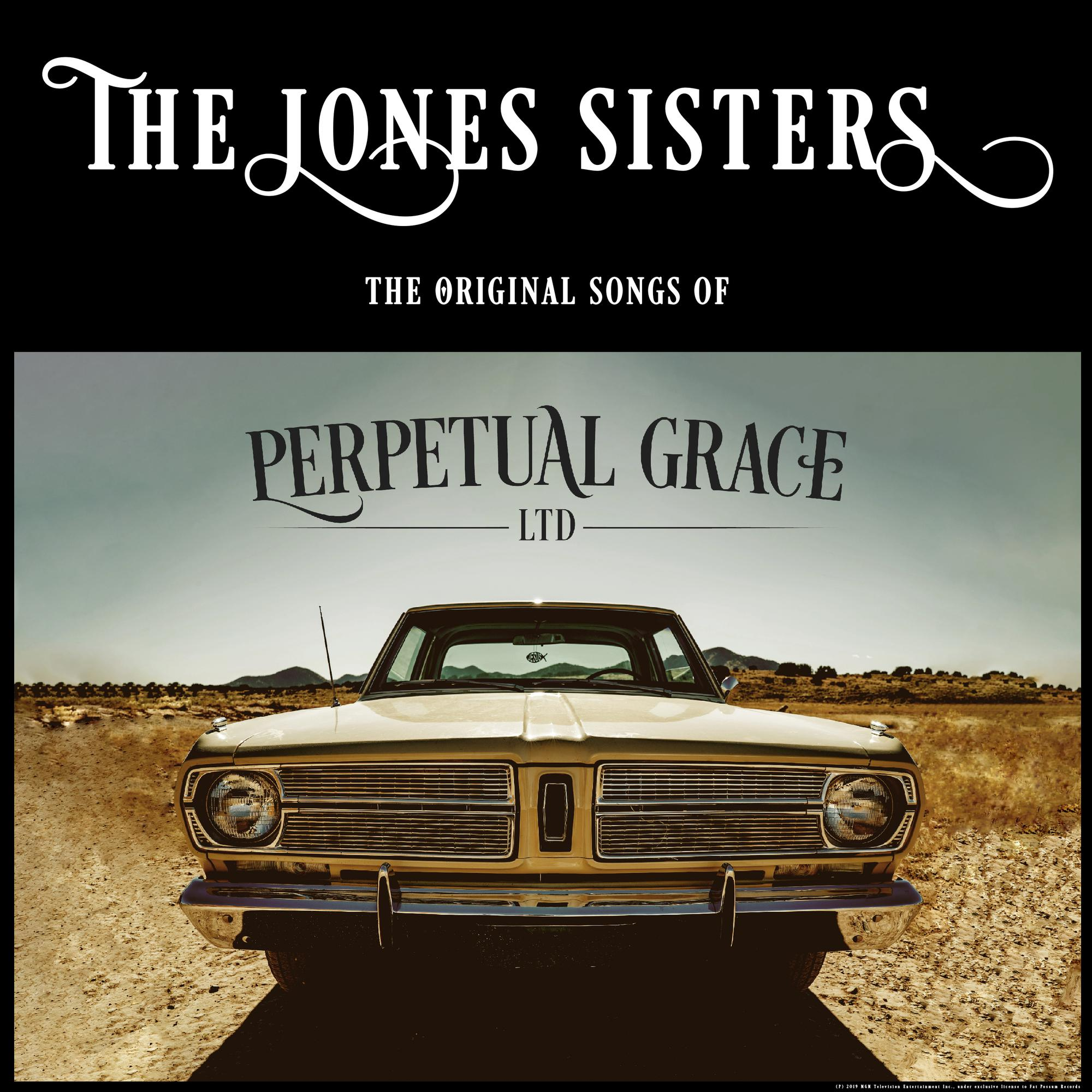 The Jones Sisters - Perpetual Grace, LTD Soundtrack [RSD Drops Oct 2020]