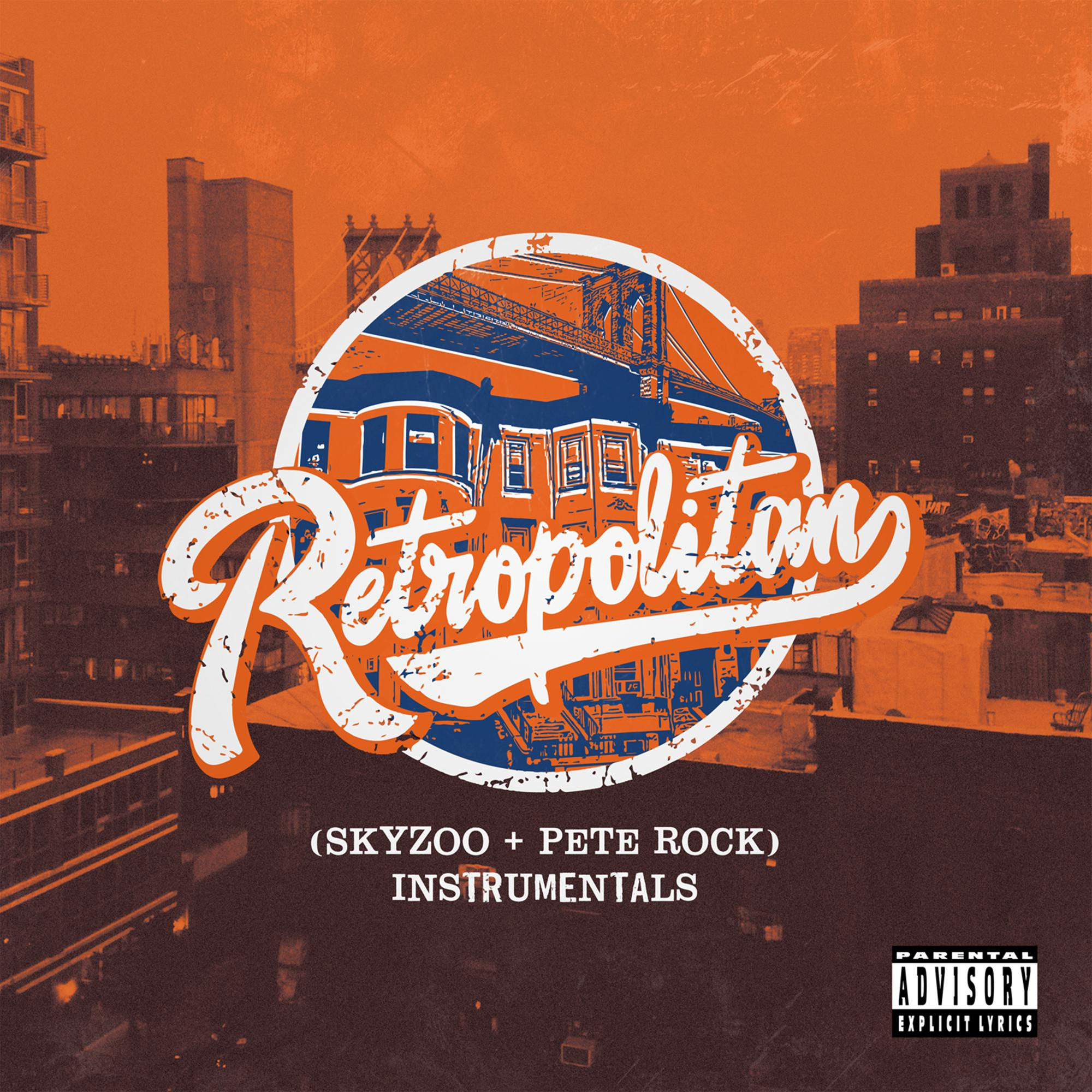 Skyzoo + Pete Rock - Retropolitan [RSD Drops Aug 2020]