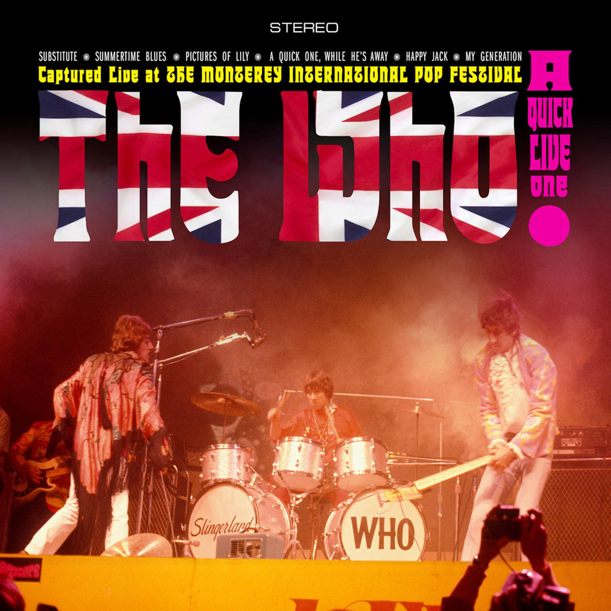 The Who - A Quick Live One [RSD Drops Oct 2020]