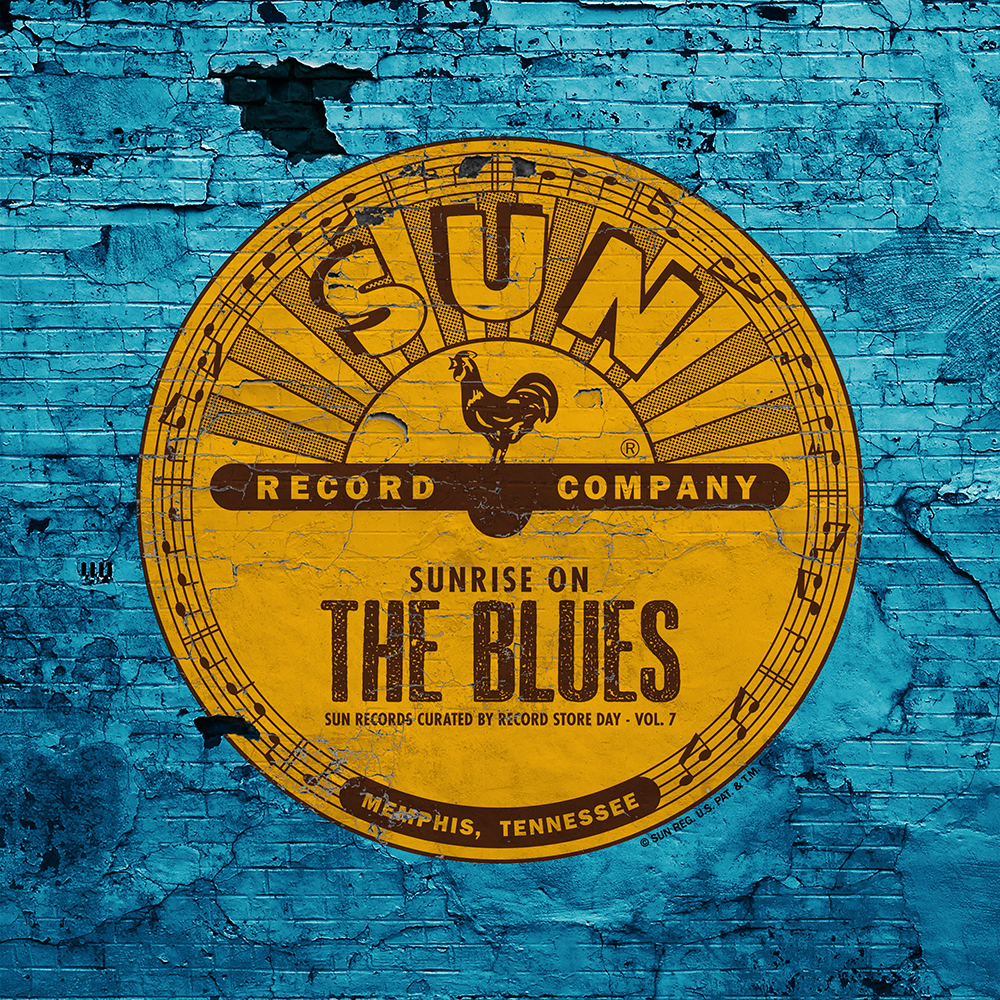 Various Artists - Sunrise On The Blues: Sun Records Curated Vol. 7 [RSD Drops Aug 2020]