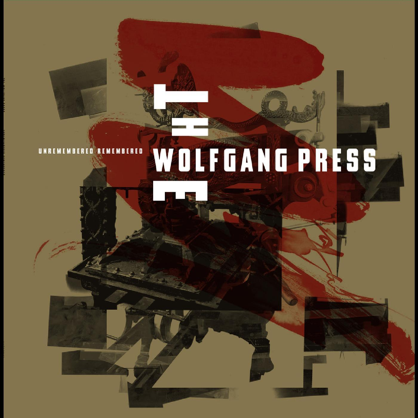Wolfgang Press - Unremembered, Remembered [RSD Drops Aug 2020]