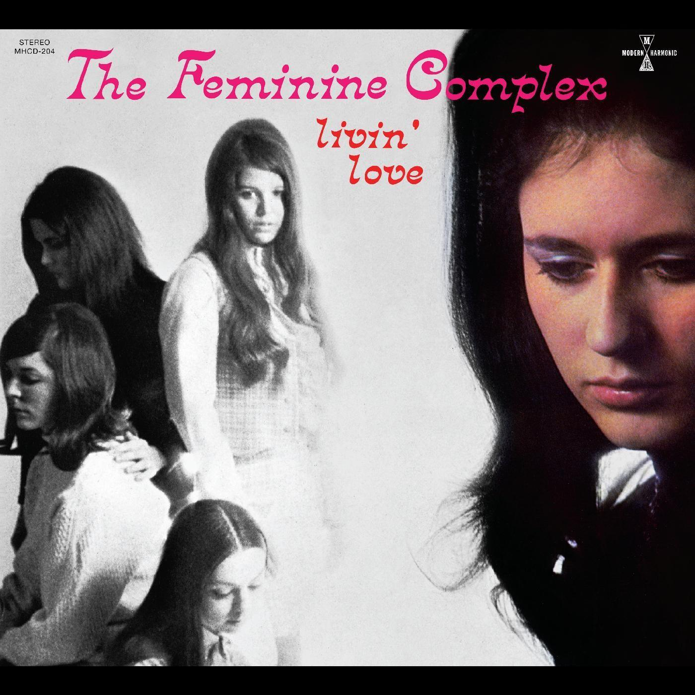 The Feminine Complex - Livin' Love [RSD Drops Sep 2020]