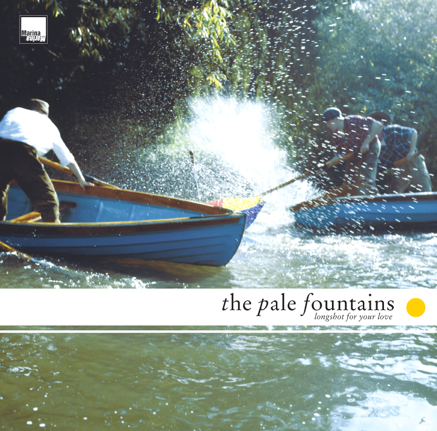 The Pale Fountains - Longshot For Your Love [RSD Drops Sep 2020]