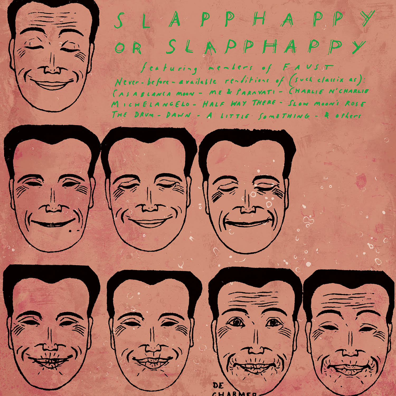 Slapp Happy - Our Swimmer [RSD Drops Oct 2020]