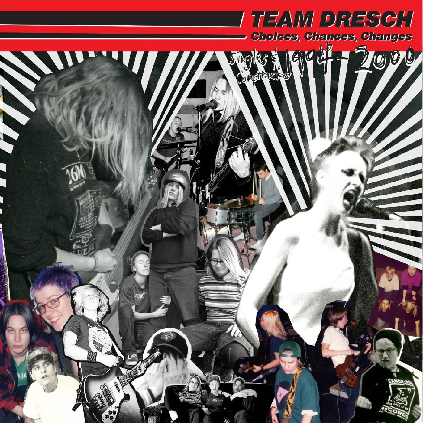 Team Dresch - Choices, Chances, Changes [RSD Drops Aug 2020]