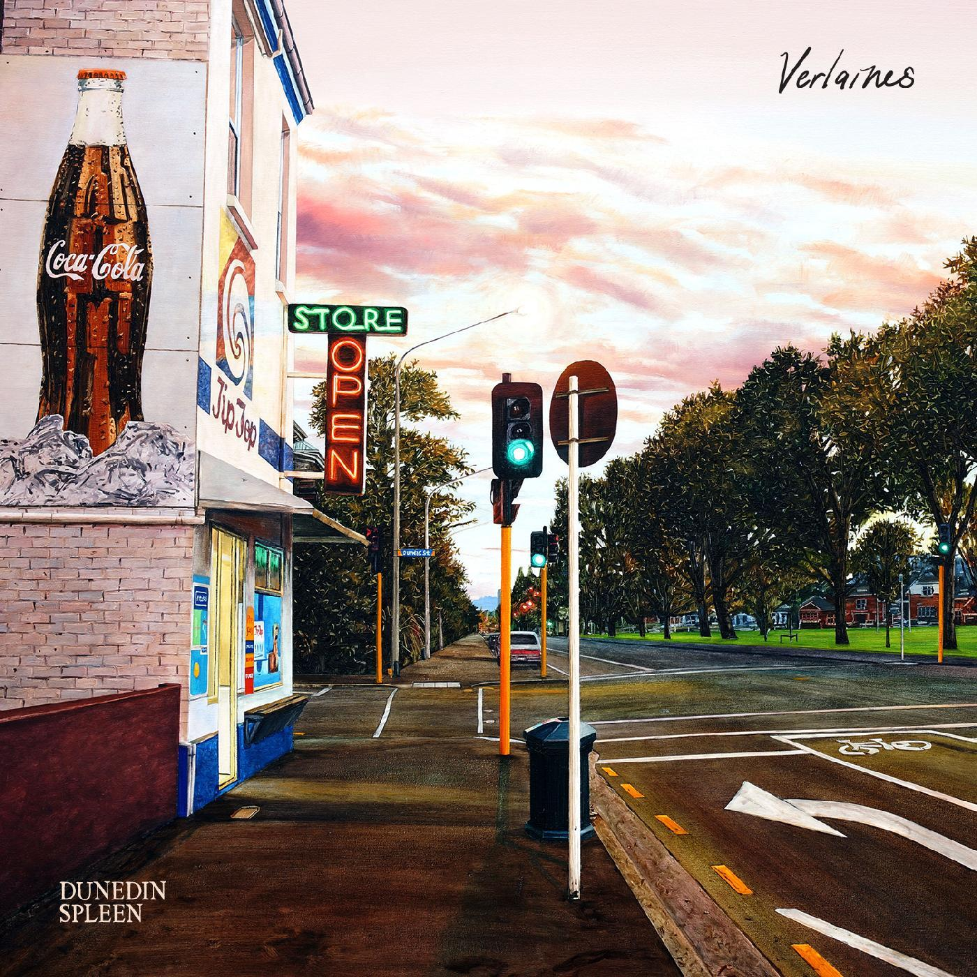 The Verlaines - Dunedin Spleen [RSD Drops Oct 2020]