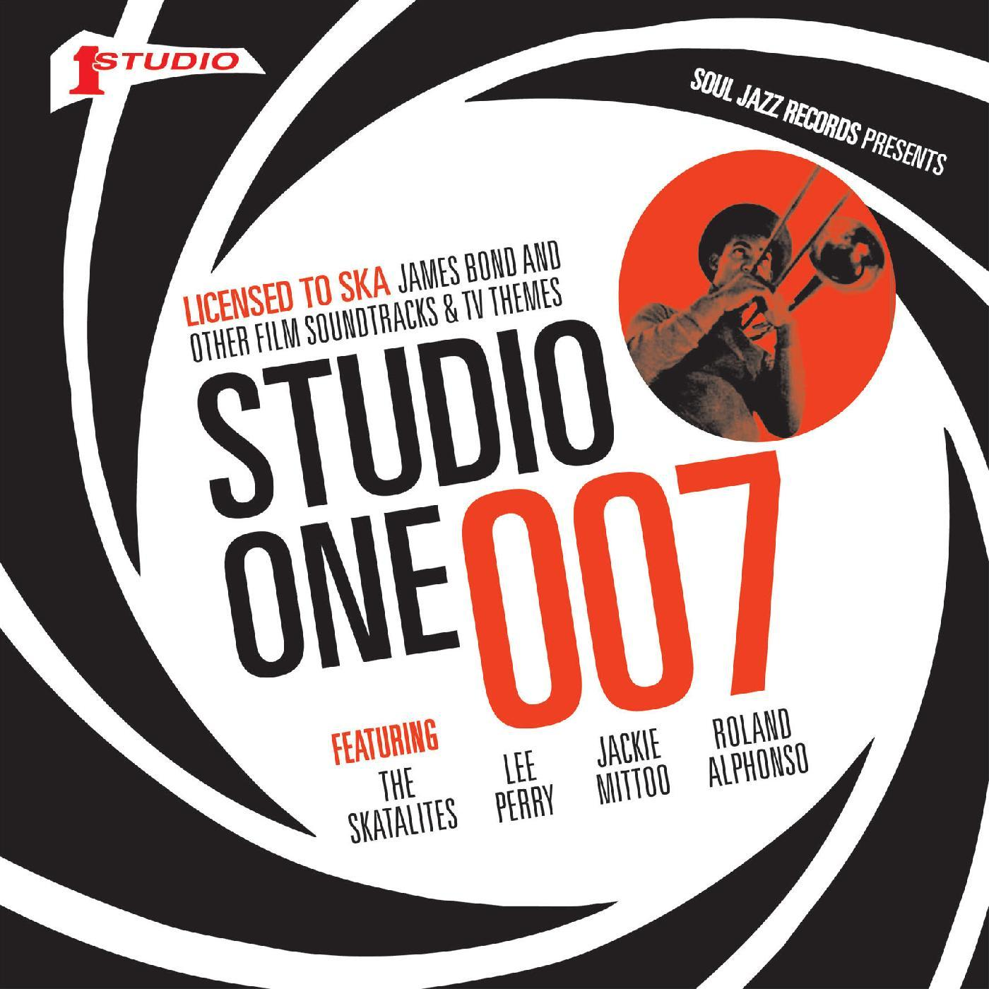 Various Artists - Studio One 007: Licensed To Ska! James Bond [RSD Drops Aug 2020]