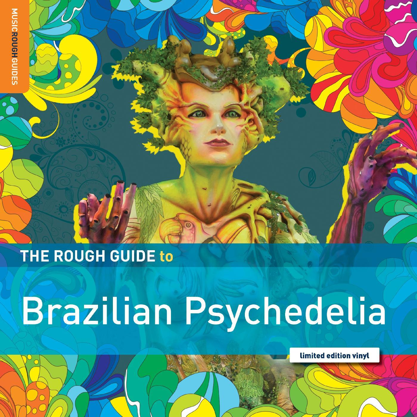 Various Artists - Rough Guide To Brazilian Psychedelia [RSD Drops Oct 2020]