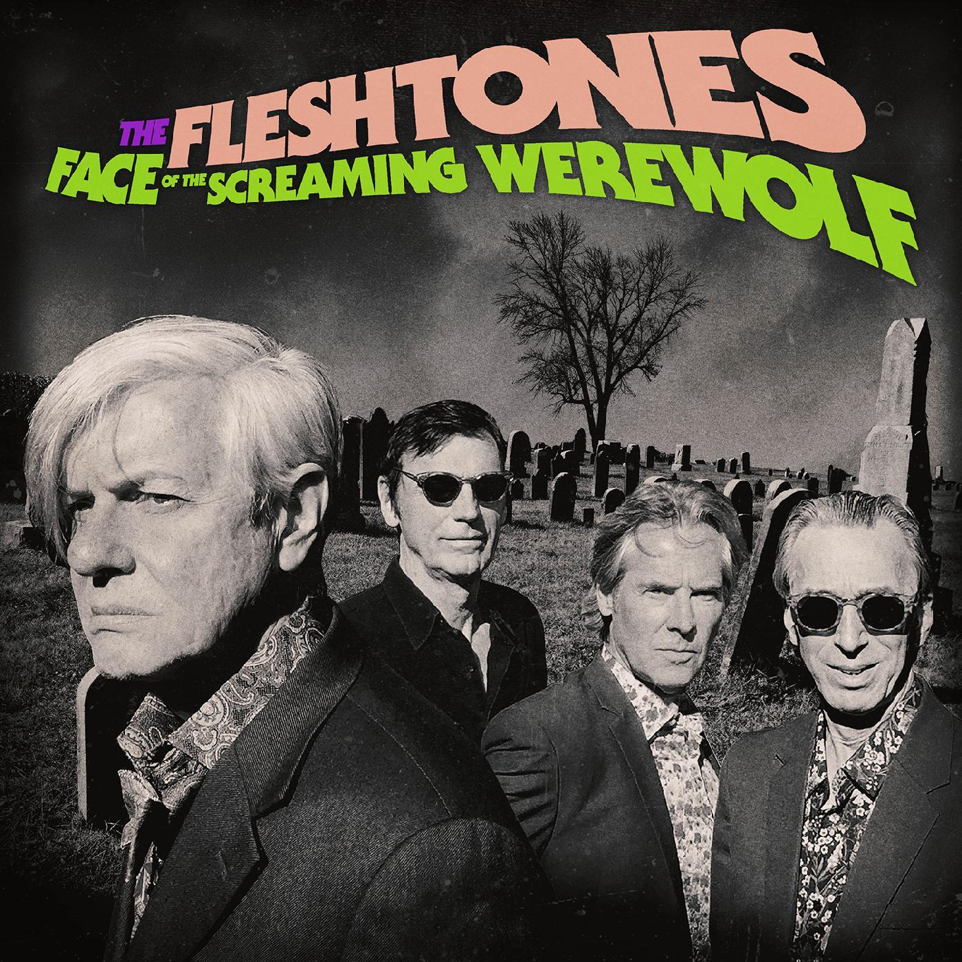The Fleshtones - Face Of The Screaming Werewolf [RSD Drops Oct 2020]
