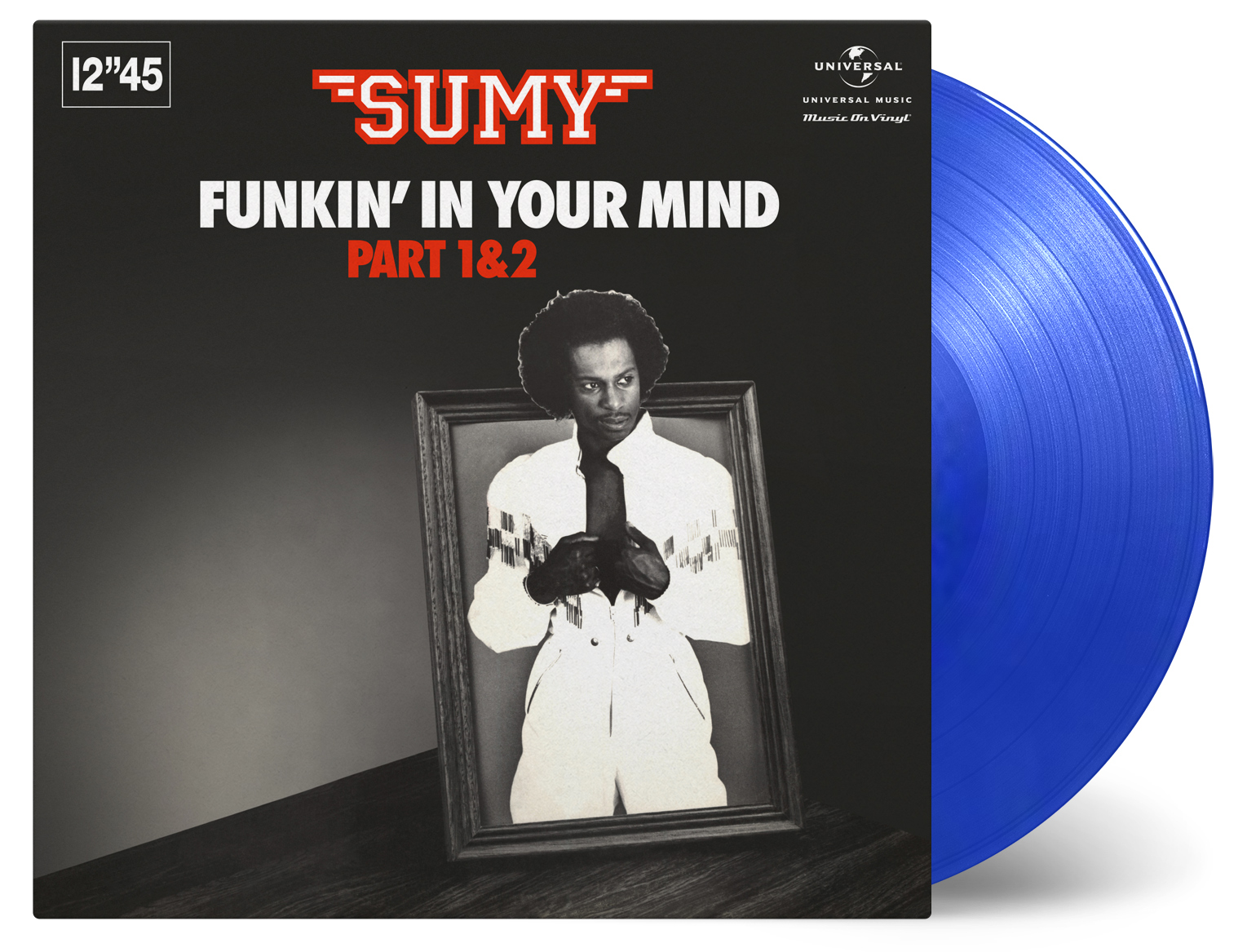 Sumy - Funkin' In Your Mind [RSD Drops Oct 2020]