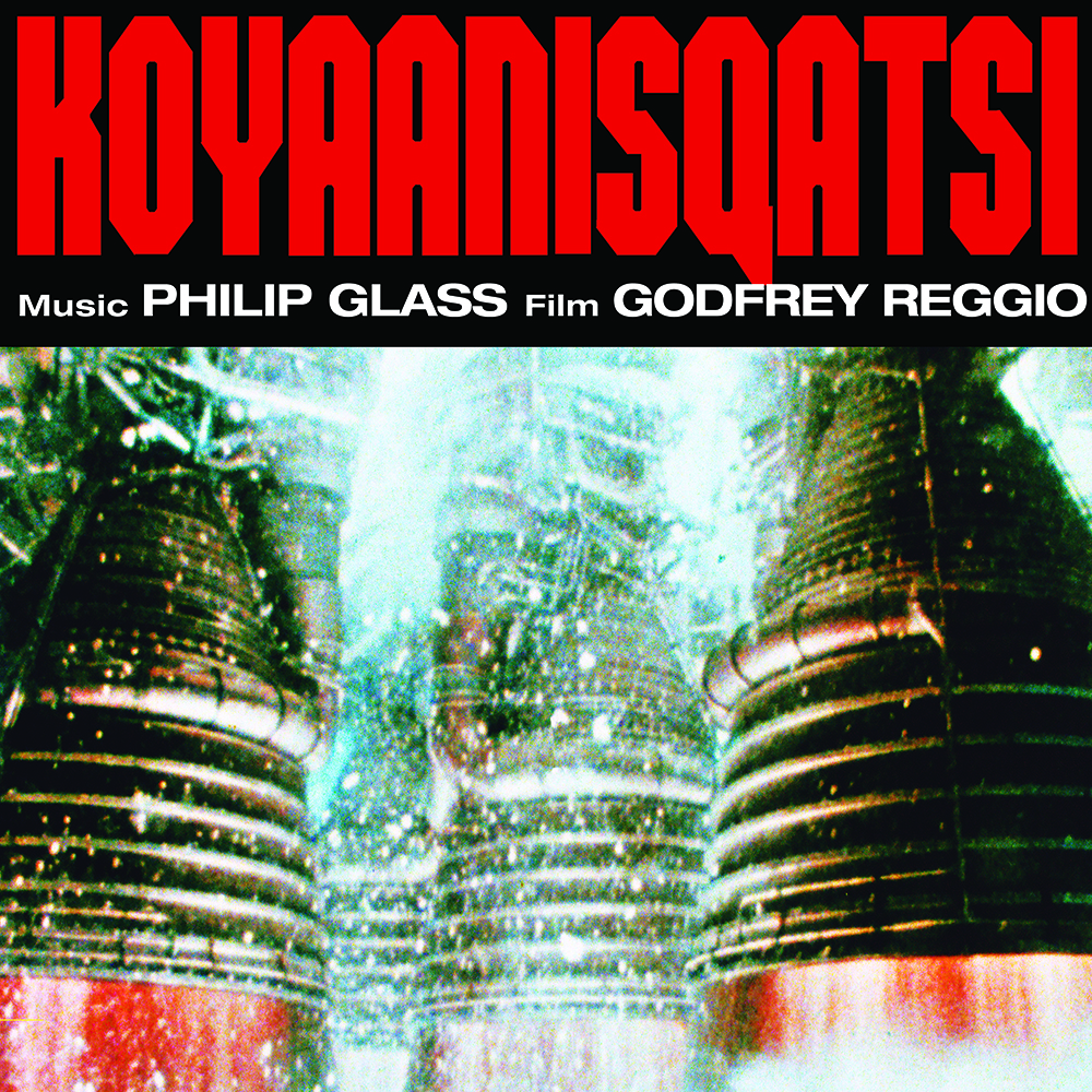 Philip Glass - Koyaanisqatsi [RSD Drops Oct 2020]