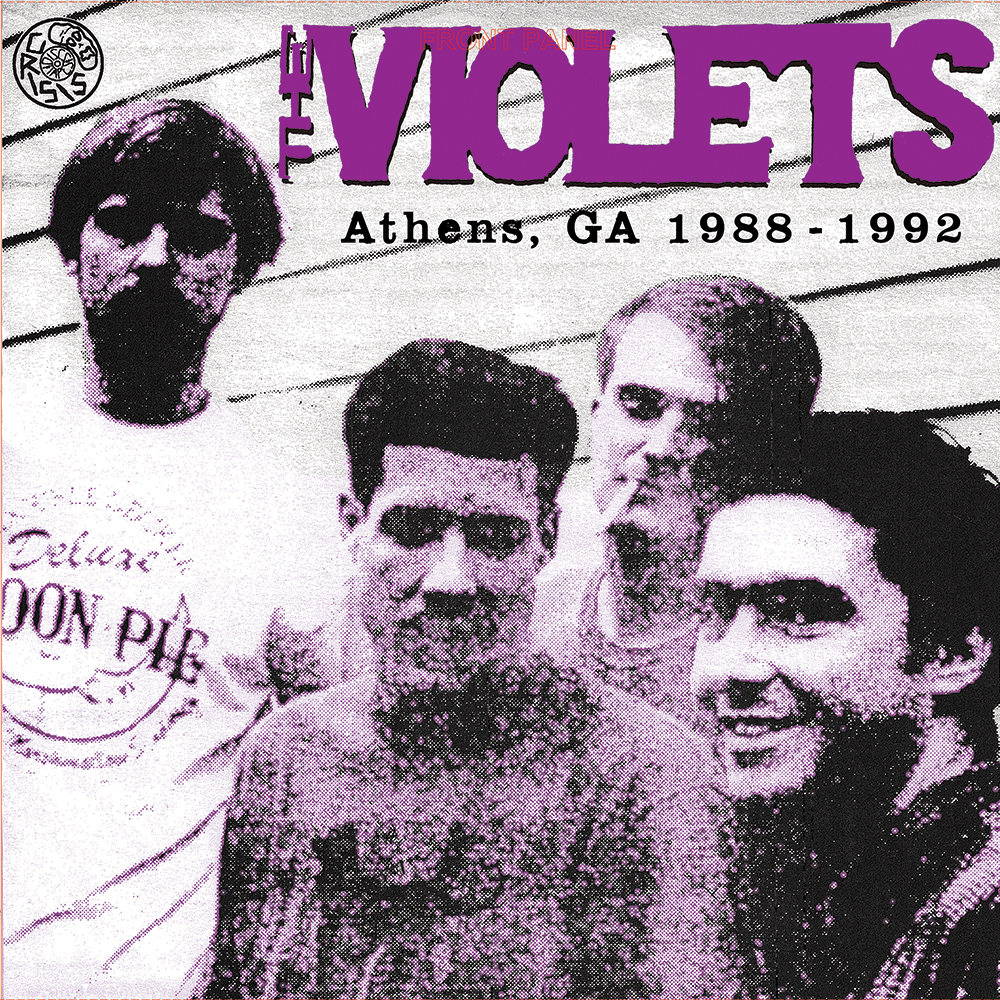 The Violets - Athens Georgia 1988-1992 [RSD Drops Oct 2020]