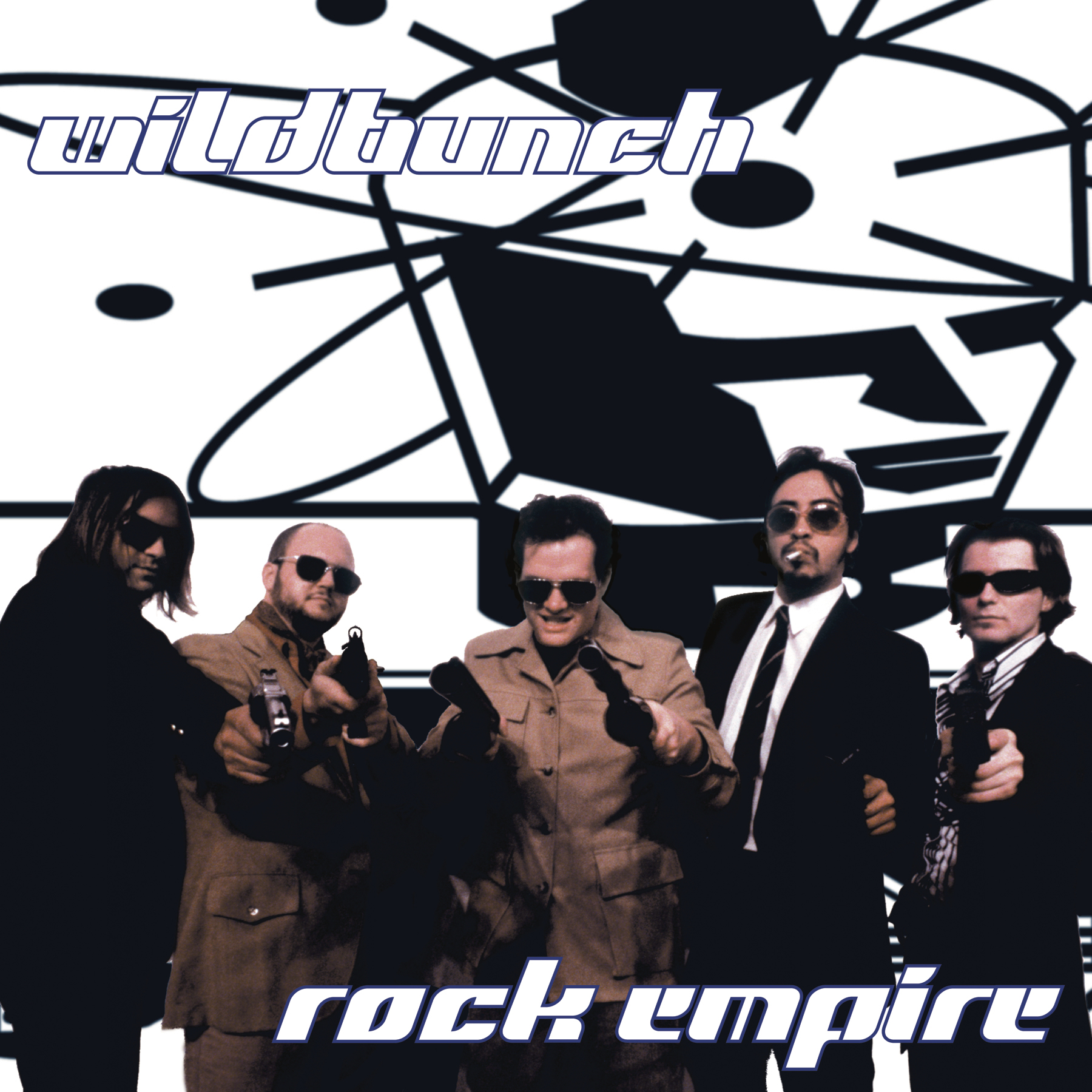 The (Electric Six) Wildbunch - Rock Empire [RSD Drops Oct 2020]