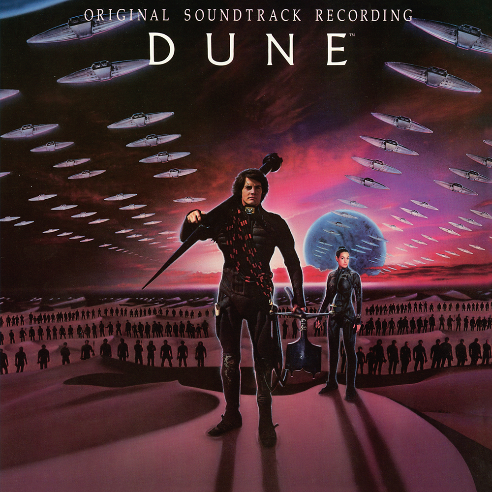 Various Artists - DUNE OST [RSD Drops Aug 2020]