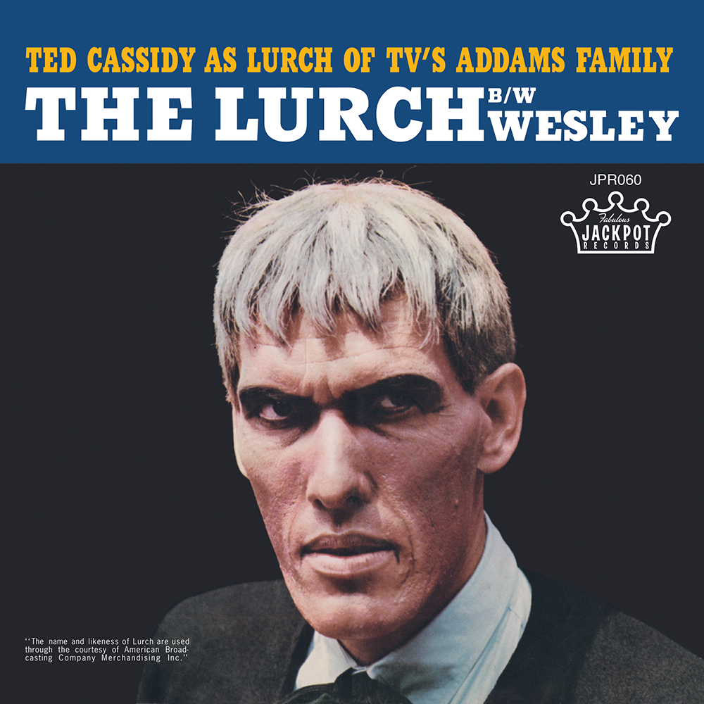 Ted Cassidy - The Lurch [RSD Drops Aug 2020]