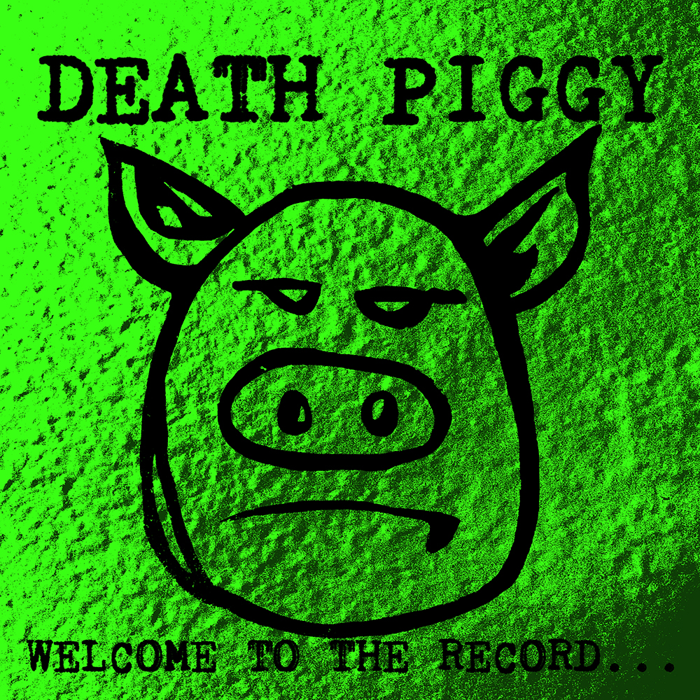 Death Piggy (GWAR) - Welcome To The Record [RSD Drops Sep 2020]
