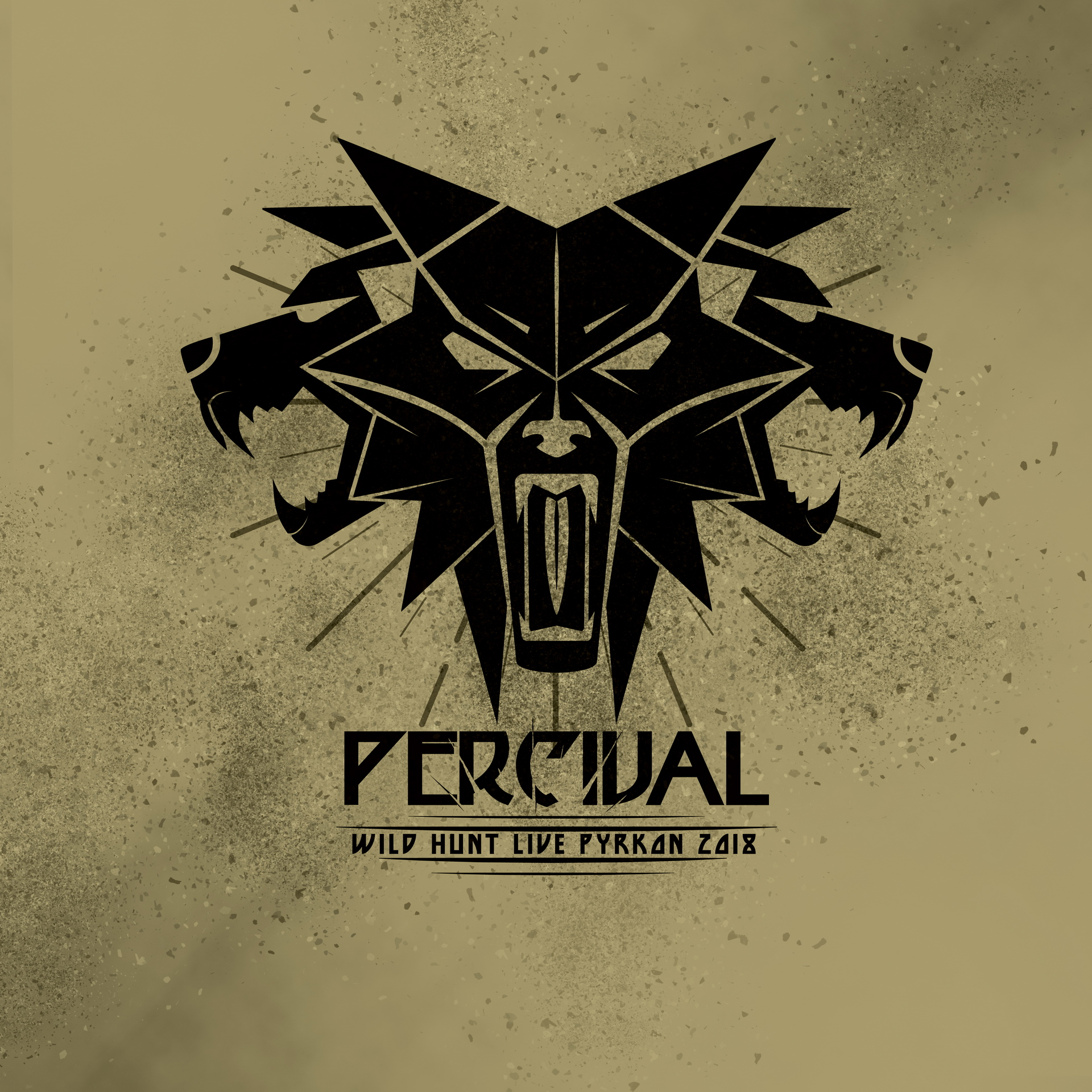Percival - Wild Hunt Live: Pyrkon 2018 [RSD Drops Aug 2020]