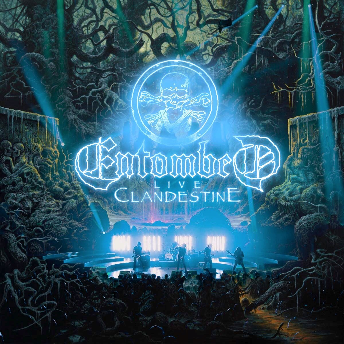 Entombed - Clandestine - Live [RSD Drops Aug 2020]