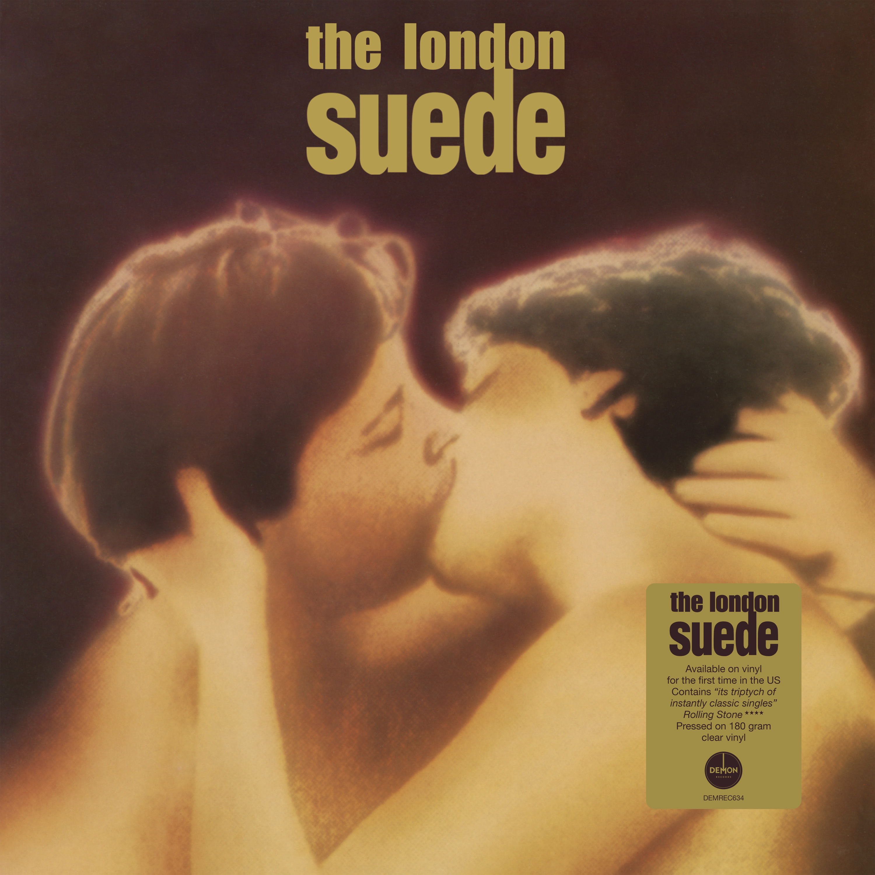 Suede (The London Suede) - The London Suede [RSD Drops Oct 2020]