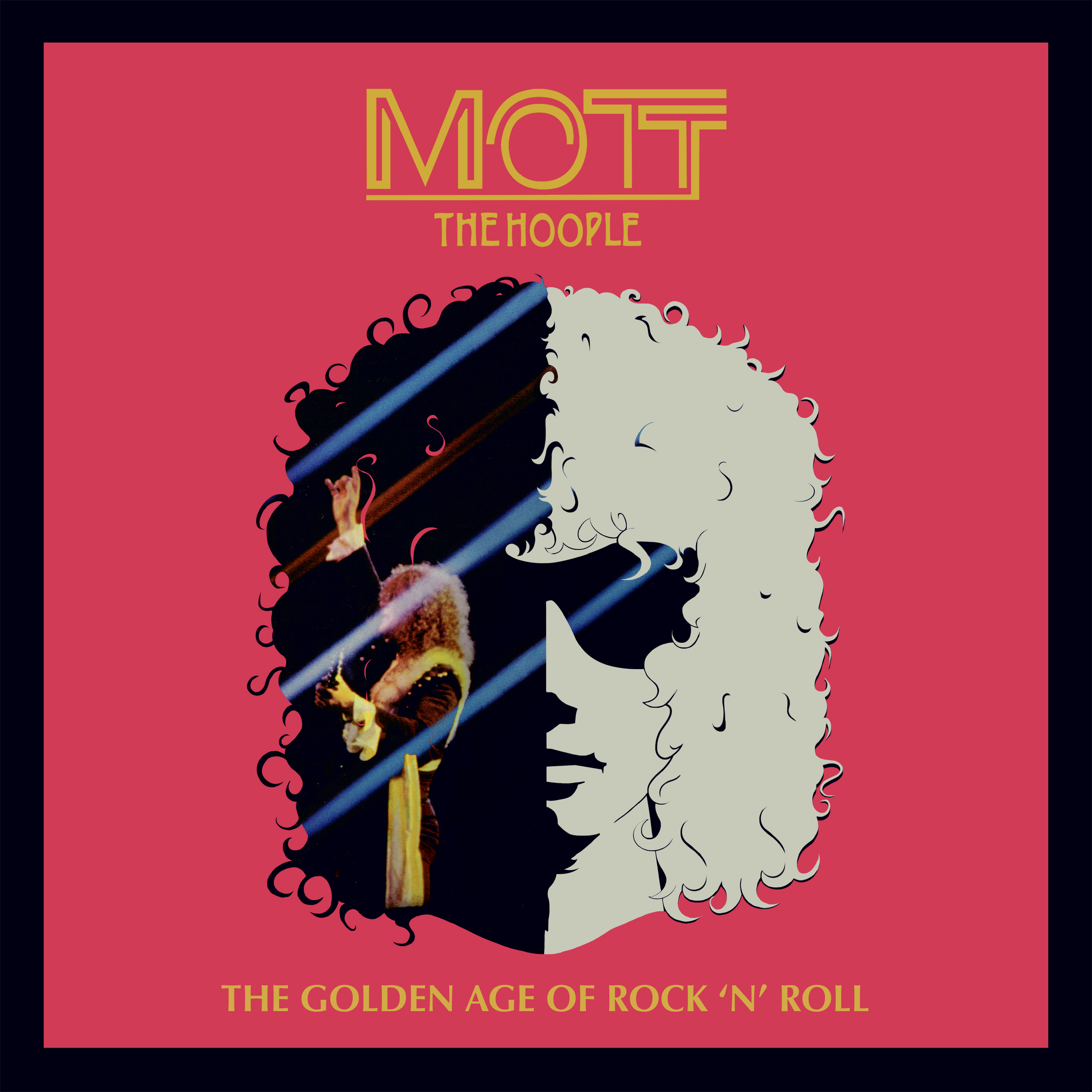 Mott The Hoople - The Golden Age of Rock 'n' Roll [RSD Drops Sep 2020]